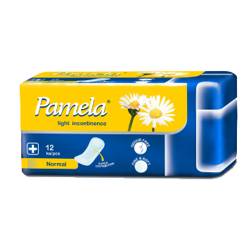obrázok produktu PAMELA Light incontinence Normal 12ks